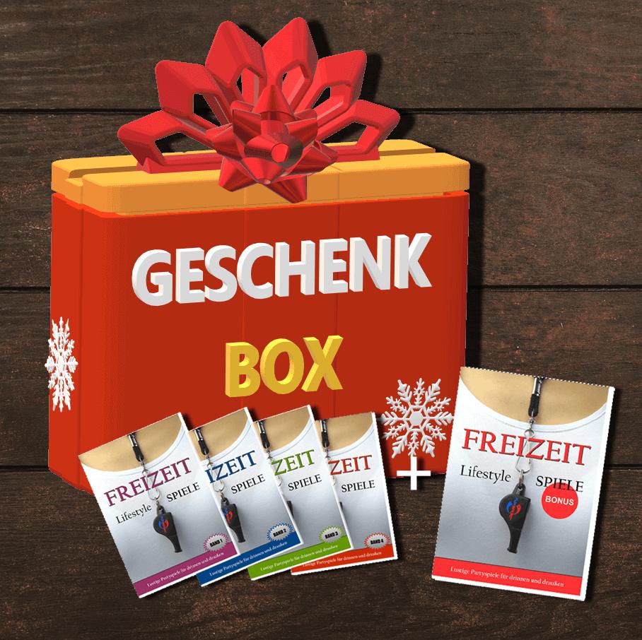 geschenkbox e-books